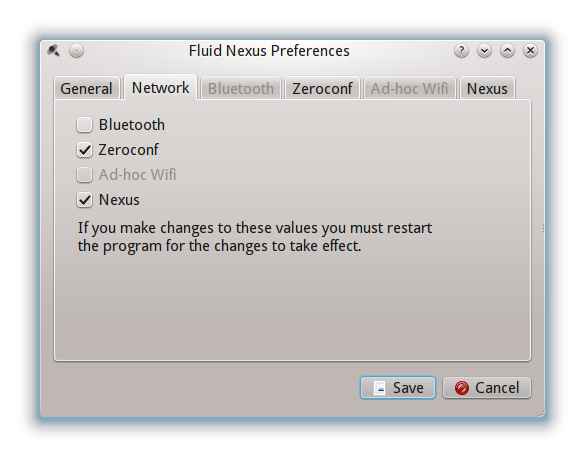desktop preferences