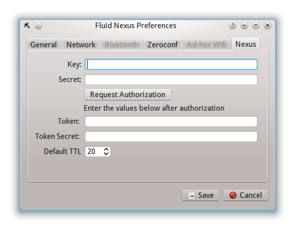 desktop nexus preferences